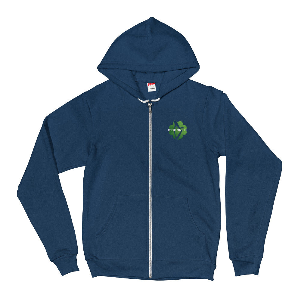 "O'Donnell ""Get Lucky"" Hoodie sweater - Wes O'Donnell Speaking"