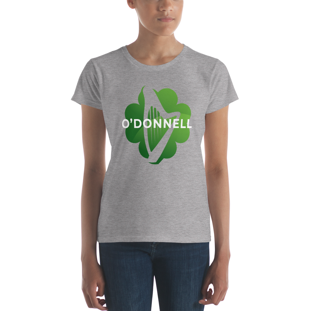 O'Donnell Women's short sleeve t-shirt - Wes O'Donnell Speaking