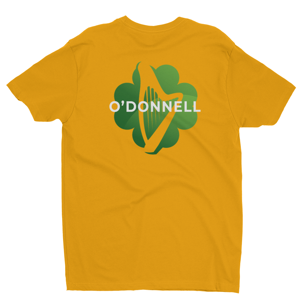 O'Donnell Crest Short Sleeve T-shirt - Wes O'Donnell Speaking