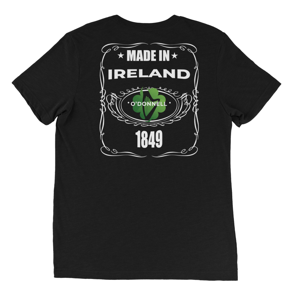 Made in Ireland Short sleeve t-shirt - Wes O'Donnell Speaking