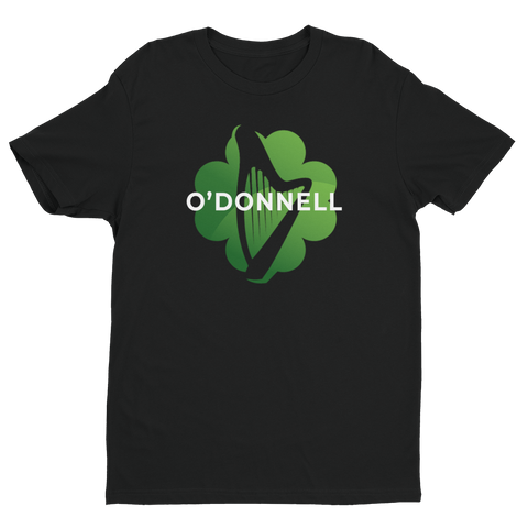 O'Donnell Super-Soft Short Sleeve T-shirt