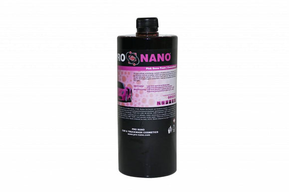 ProNano Pink Snow Foam (Limited quantity)