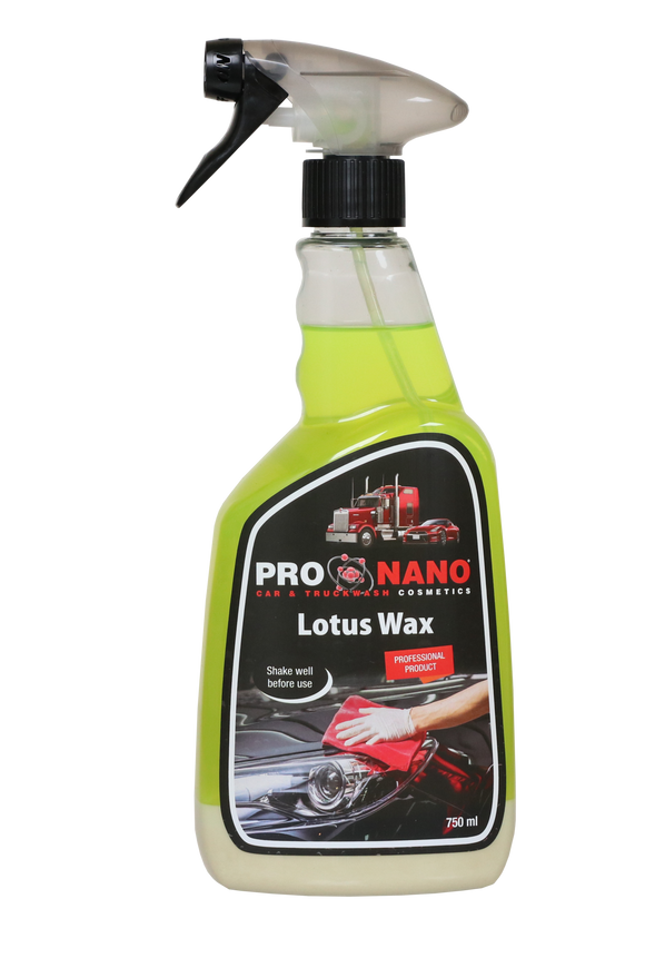 750ml Lotus Wax