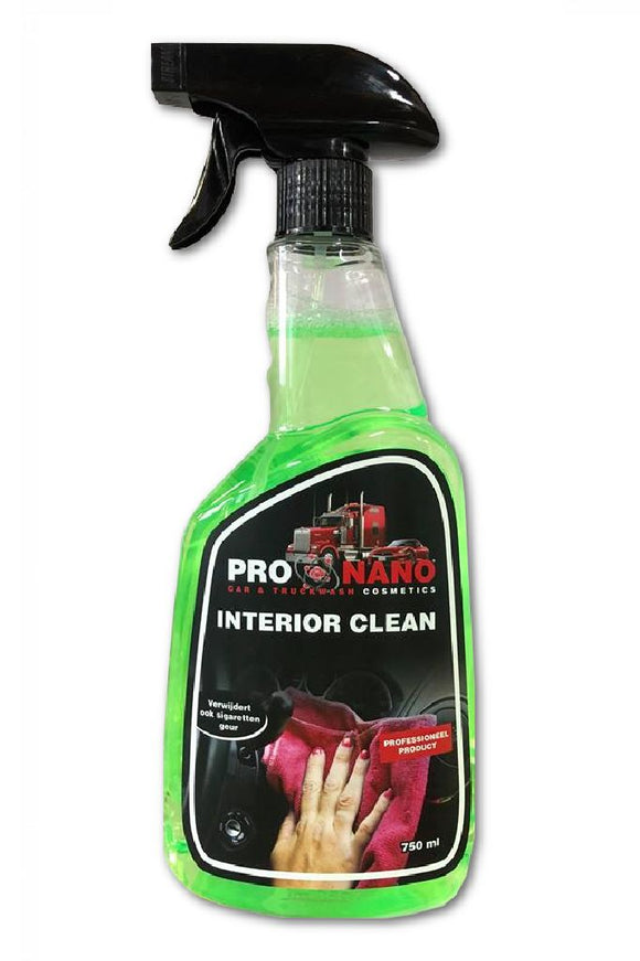 New:ProNano Interior Clean