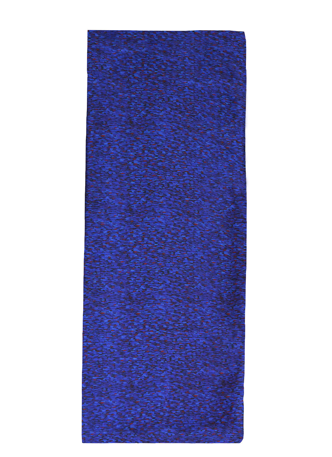 Flecked Sapphire Scarf