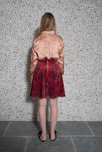 Load image into Gallery viewer, REVERSIBLE Melissa Short Velvet Skirt