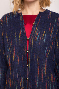 REVERSIBLE Arabella Recycled Wool Jacket