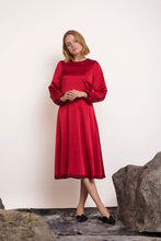 Load image into Gallery viewer, REVERSIBLE Julia Velvet Dress