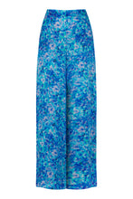 Load image into Gallery viewer, Sophia Silk Satin Palazzo Pants