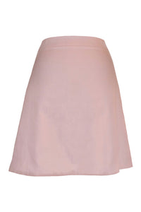 REVERSIBLE Tammy Skirt - Painter Pink Palette/Pale Pink