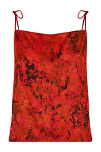 Load image into Gallery viewer, REVERSIBLE Freya Top - Sunset Meadow/Fuchsia