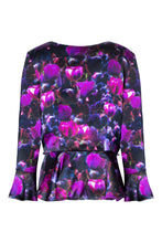 Load image into Gallery viewer, REVERSIBLE Emily Silk Wrap Top