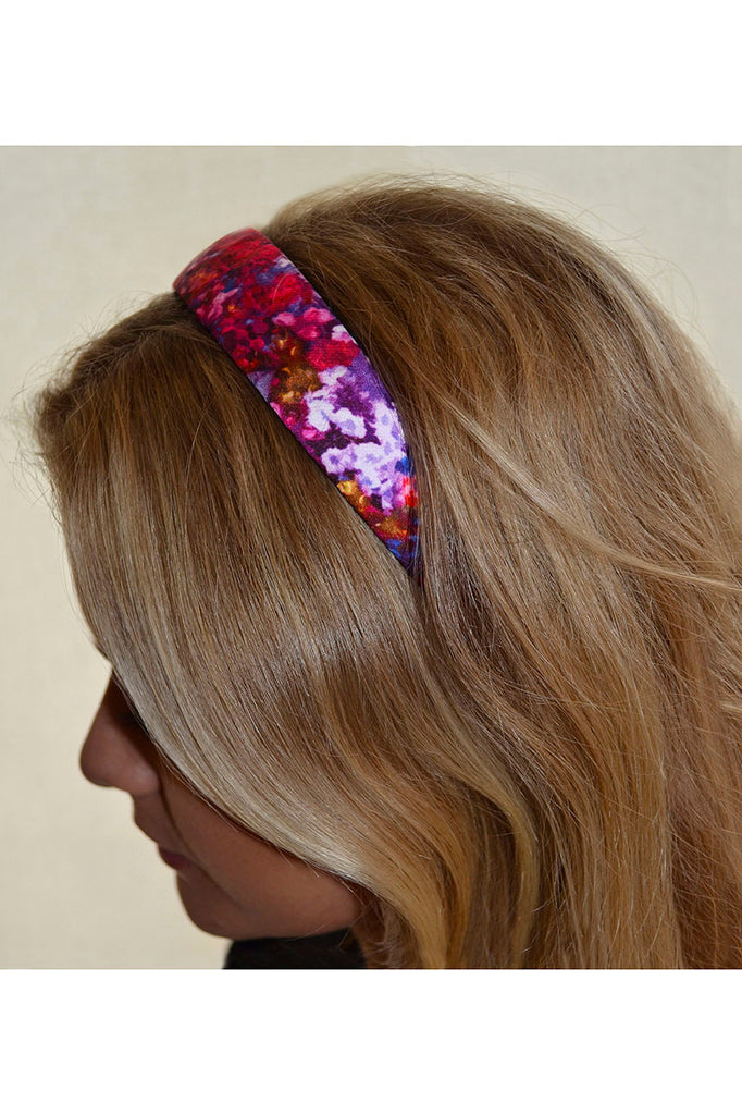Painter Pink Palette Headband