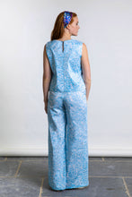 Load image into Gallery viewer, Sophia Cotton Palazzo Pants
