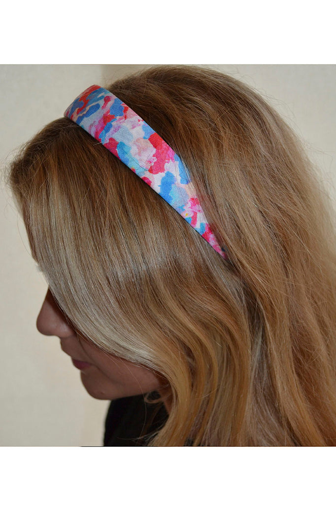 Sixties Serenade Cotton headband