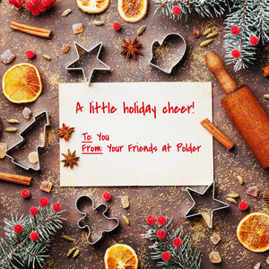 Holiday Recipes – From Us, To You