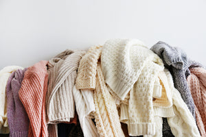Tips for Smart Sweater Storage