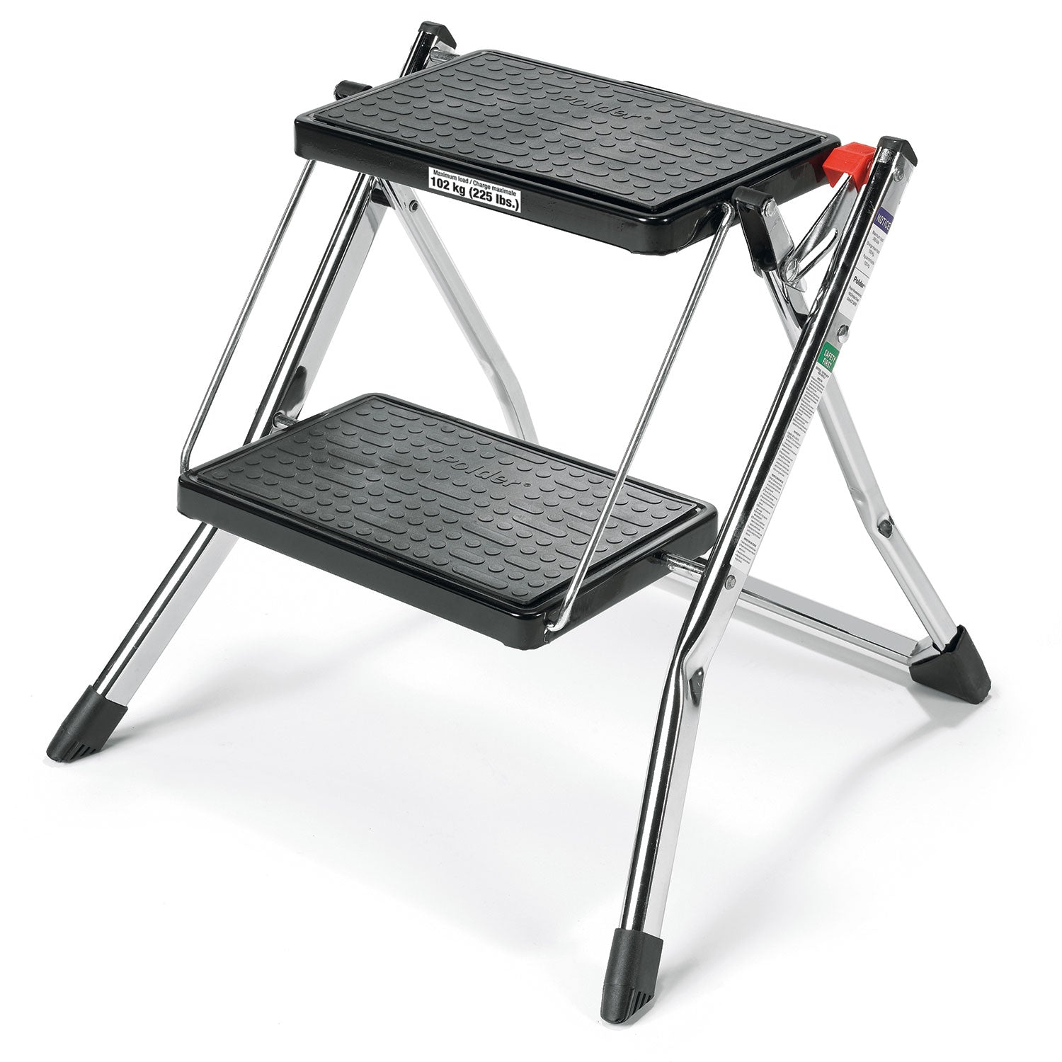 2-Step Stool Replacement Feet