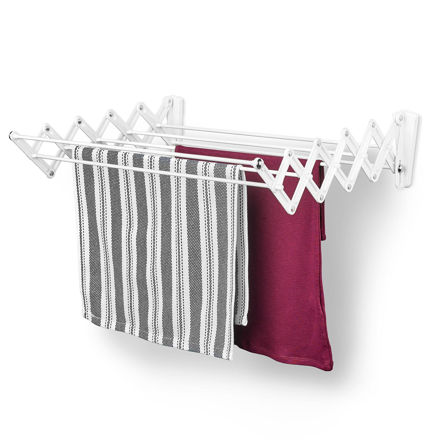Wall Mount Accordion Dryer