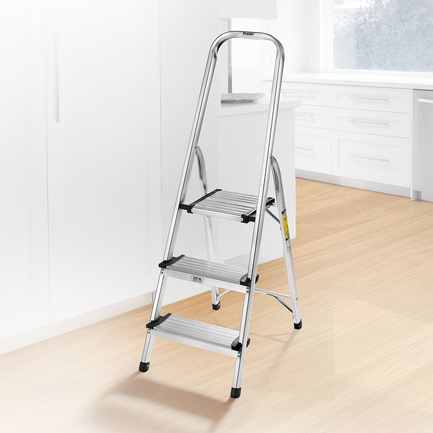 Phenomenal 3 Step Ultralight Step Stool Polder Products Life Style Cjindustries Chair Design For Home Cjindustriesco