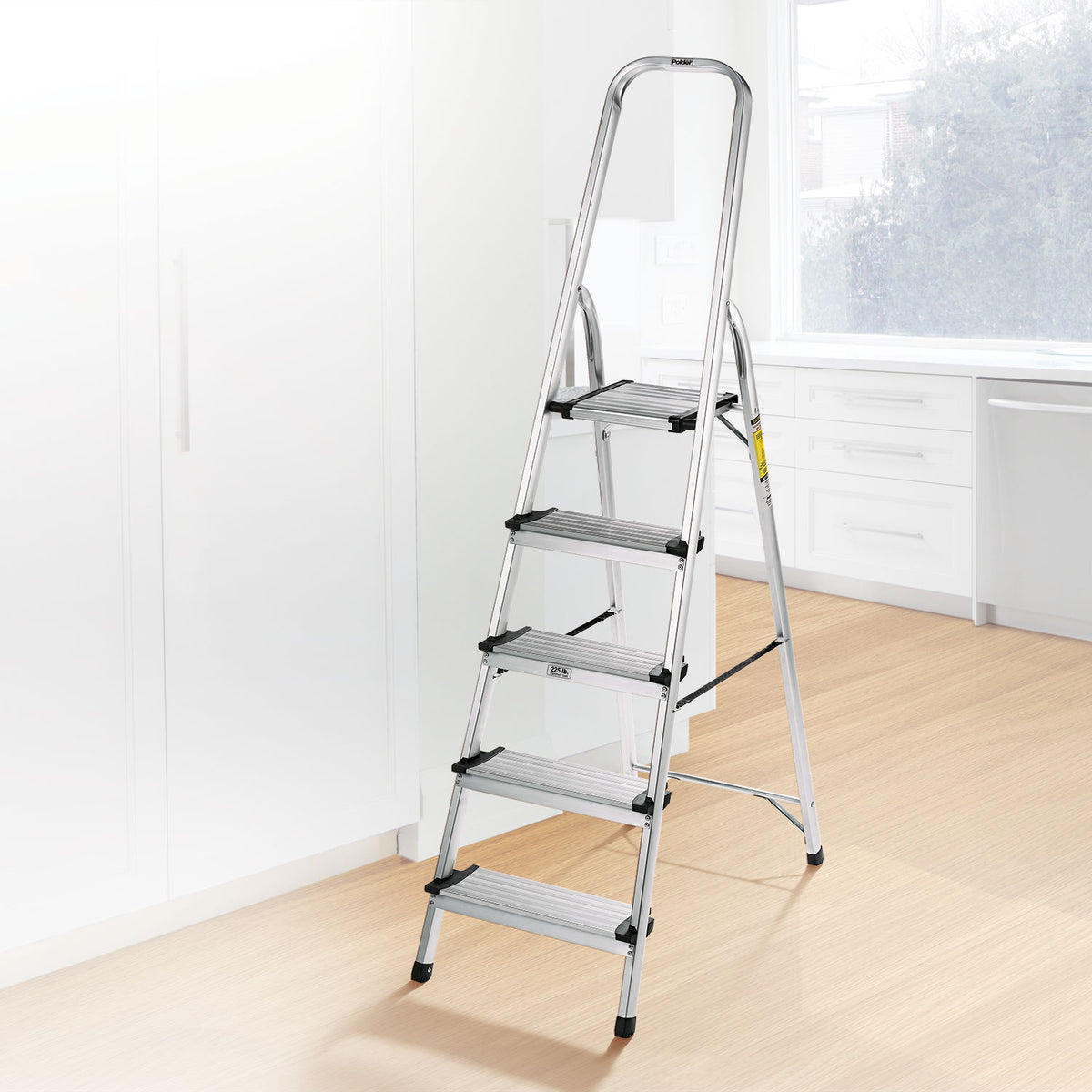5 Step Ultralight Step Stool Polder Products Life