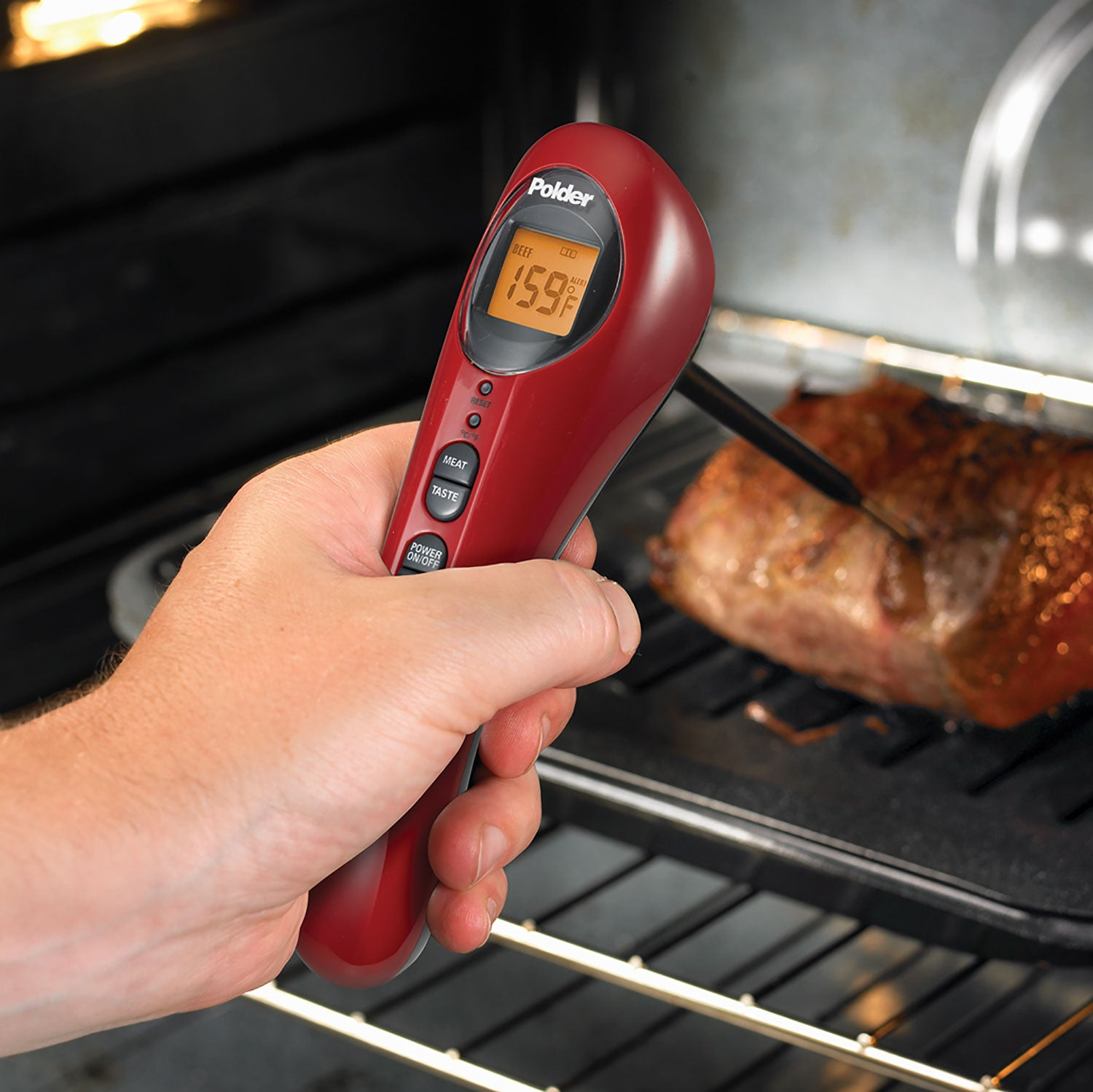 Safe-Serve Instant Read Thermometer