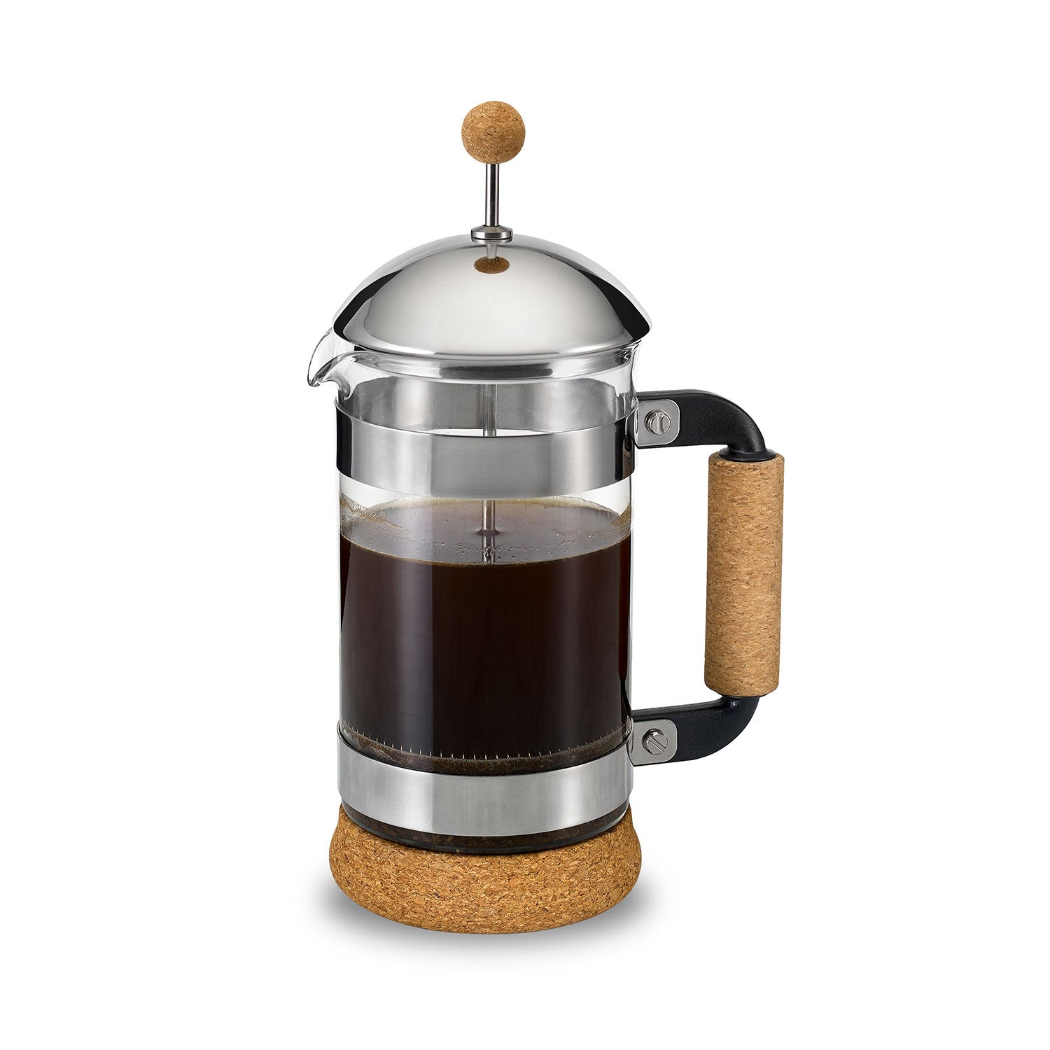 Cork French Press