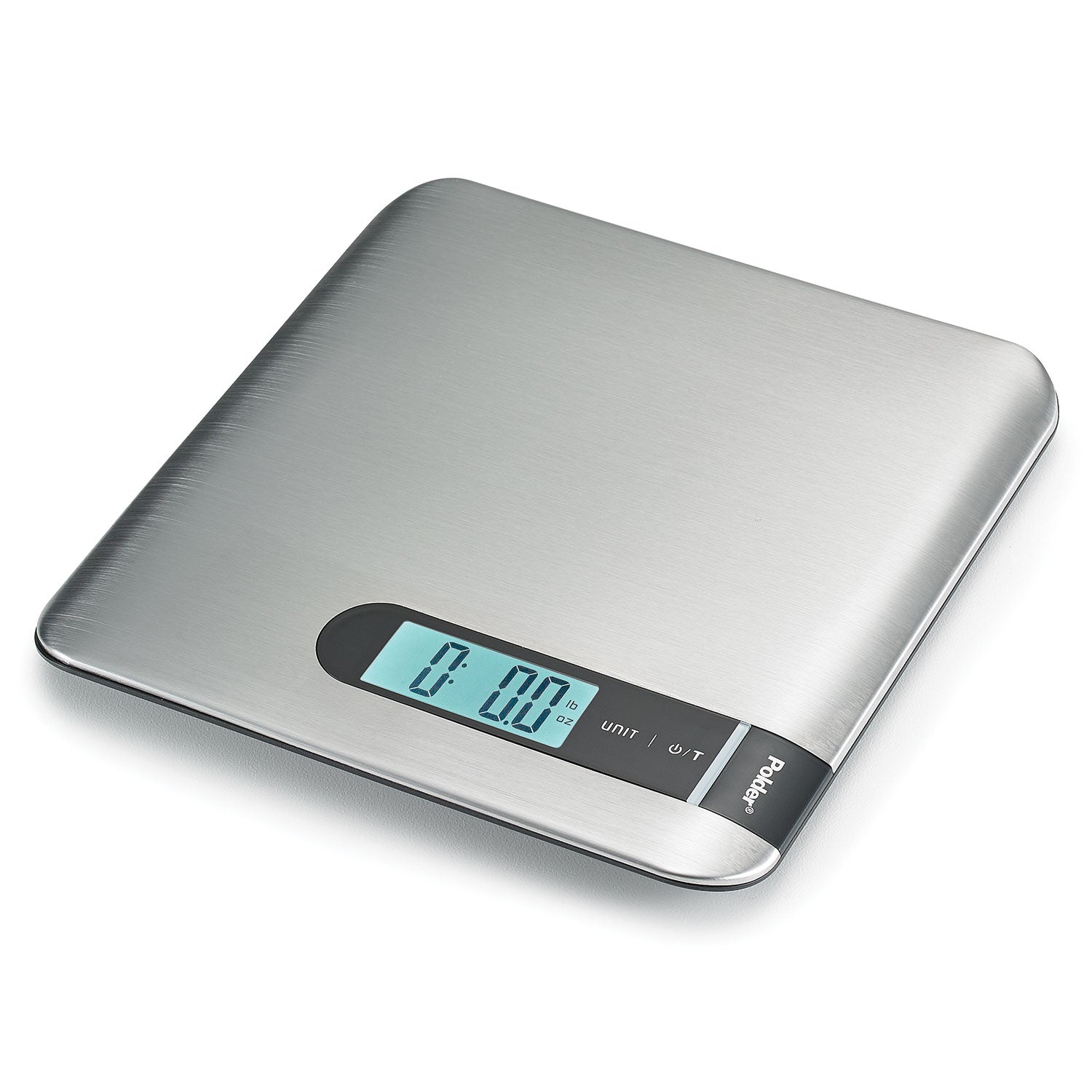 CURVE Stainless Digital Kitchen Scale