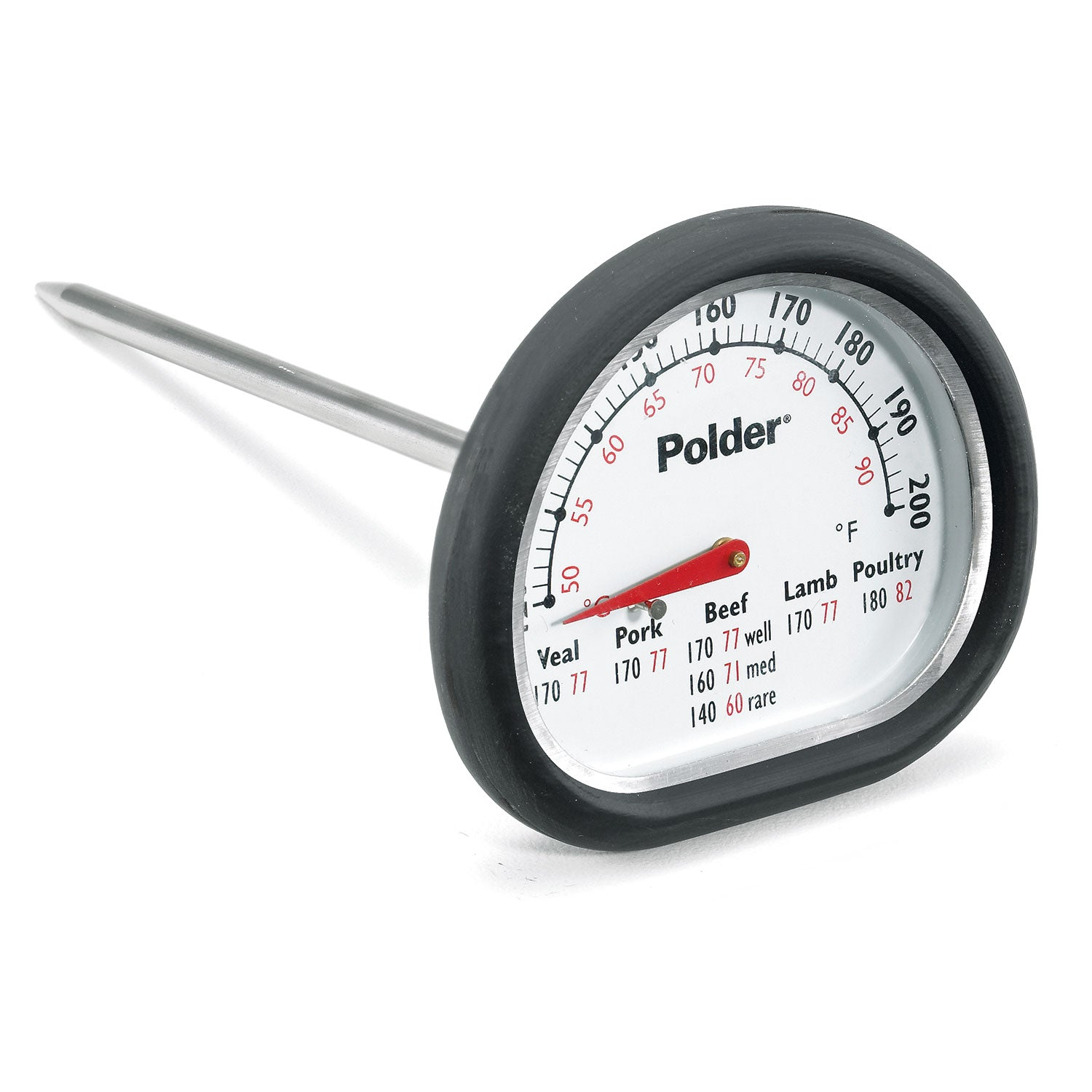 Deluxe In-Oven Thermometer