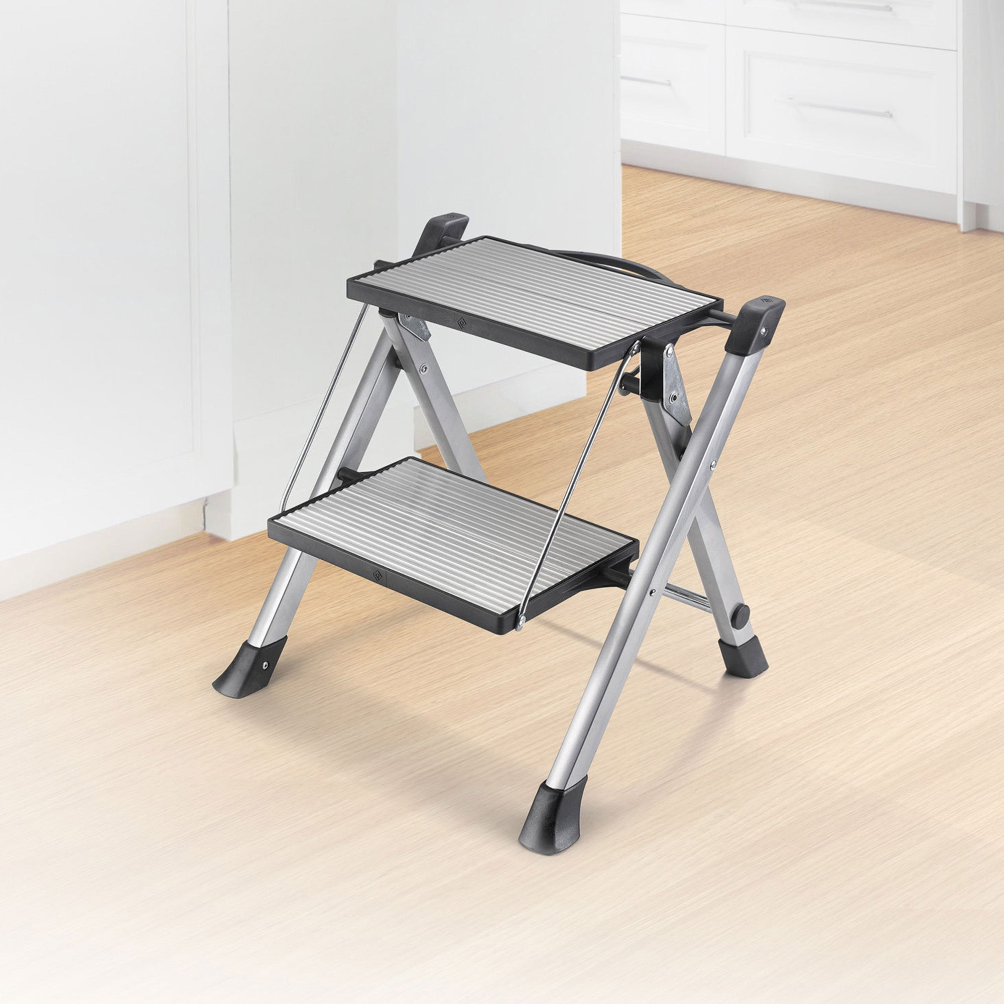 Easy-Close 2-Step Stool