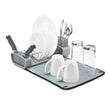 Fold-Away Dish Rack