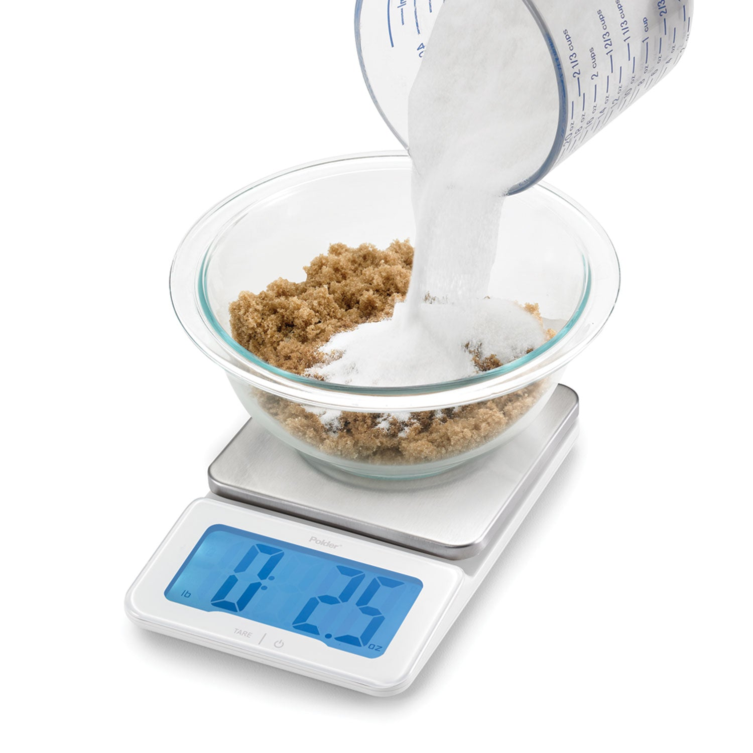 Mini-Jumbo Digital Kitchen Scale