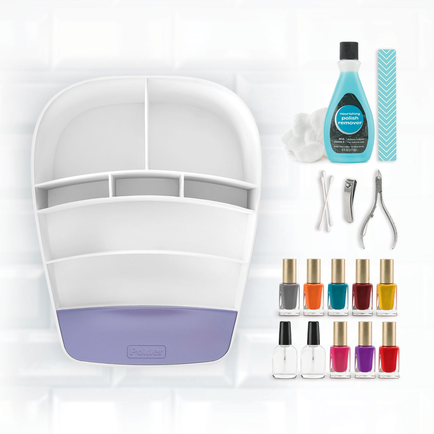 Nail Station | Polder Products - life.style.solutions