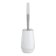 Swivel Toilet Brush Caddy