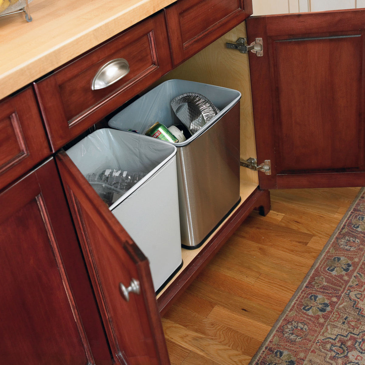 Under Counter Waste Can Polder Products Life Style Solutions