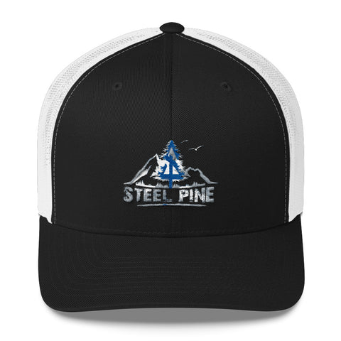 Steel Pine Trucker Cap - steelpine