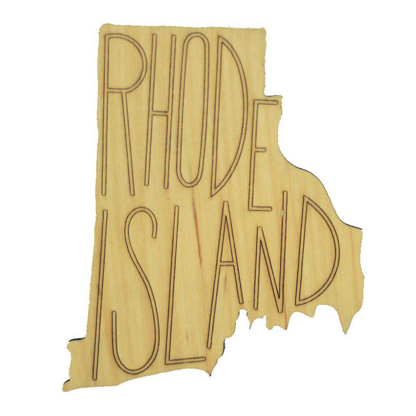Rhode Island Coaster Set