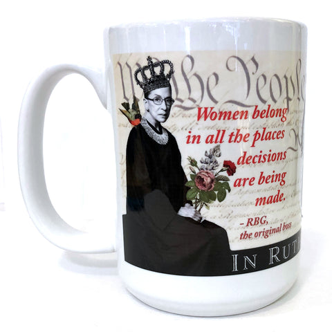 Mug - In Ruth We Trust