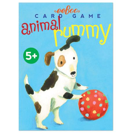Animal Rummy Card Game
