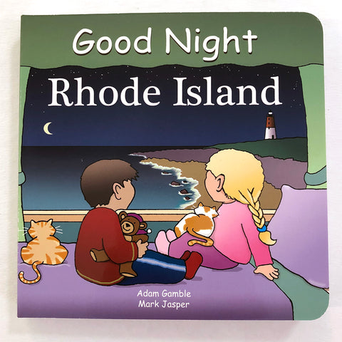 Goodnight Rhode Island Board Book