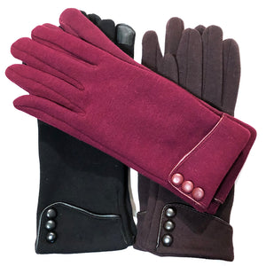 Gloves - Buttons
