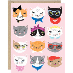Boxed Notecards - Cats