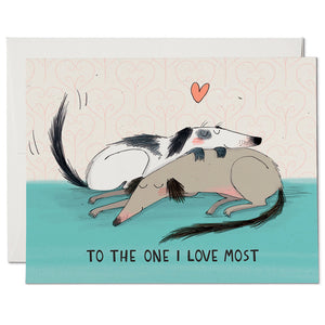 Card - Dog Love