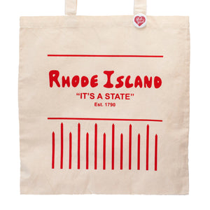Tote Bag - It's A State