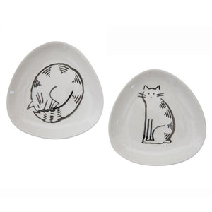Kitty Trinket Dish