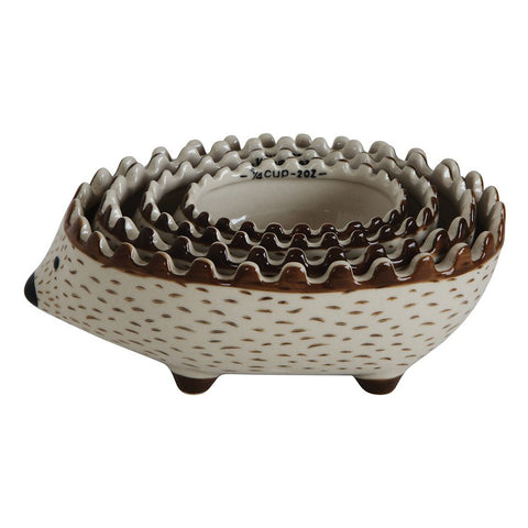 Measuring Cups - Hedgehog