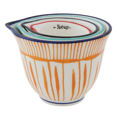 Measuring Cups - Stripes