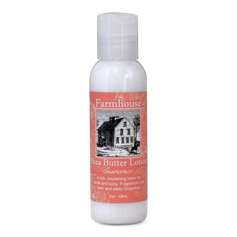 Shea Butter Lotion - Grapefruit MINI