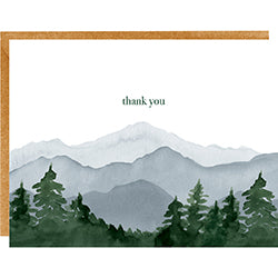 Boxed TY Cards - Mountains