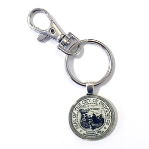 Seal of Providence Keychain